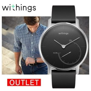 アウトレット Withings STEEL Black|ymobileselection