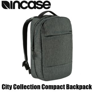 Incase City Collection Compact Backpack Heather Bl...