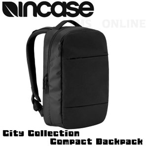 Incase City Collection Compact Backpack Black  インケ...