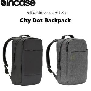 Incase City Dot Backpack  インケース シティ ドット バックパック  通勤...