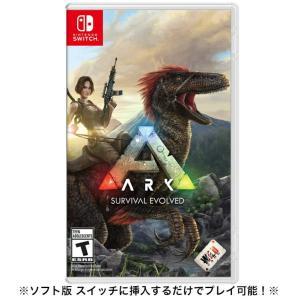 ソフト版 ARK: Survival Evolved Nintendo Switch ニンテンドー ...