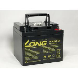 12V 50Ah シールドバッテリー WP50-12 完全密封型鉛蓄電池   UPS DC12V電源...