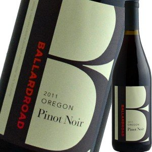 (赤ワイン・アメリカ・オレゴン) バラード・ロード・オレゴン・ピノ・ノワール 2011
