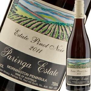 (赤ワイン オーストラリア)パリンガ・エステート・ピノ・ノアール 2011 wine