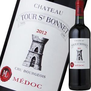(赤ワイン・フランス・ボルドー)シャトー・ラ・トゥール・サン・ボネ 2012 wine...