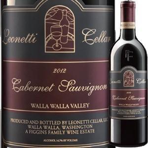 レオネッティ・セラー・カベルネ・ソーヴィニョン 2012 wine :11-12-159-0019:YNSトウキョー - 通販 -
