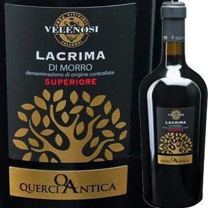 (赤ワイン・イタリア)ヴェレノージ・ラクリマ・ディ・モッロ・...