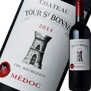 (赤ワイン・フランス・ボルドー)シャトー・ラ・トゥール・サン・ボネ 2014 wine