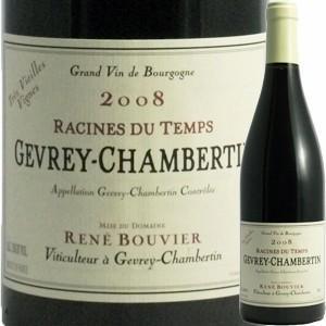 (赤ワイン・フランス・ブルゴーニュ)ドメーヌ・ルネ・ブーヴィエ・ジュヴレ・シャンベルタン・ラシーヌ・ドゥ・タン 2015 wine...