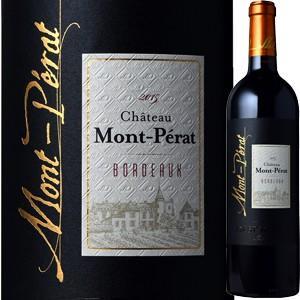 (赤ワイン・フランス・ボルドー)シャトー・モン・ペラ 2015 wine