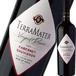 (赤ワイン チリ) テラ・マター・ヴァラエタル・カベルネ・ソーヴィニヨン wine