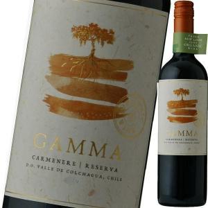 (赤ワイン チリ) ベサ・ガンマ・オーガニック・カルメネール・レゼルバ wine