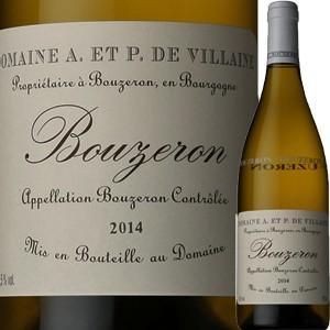 (白ワイン・フランス・ブルゴーニュ)ドメーヌ・A&P・ド・ヴィレーヌ・ブーズロン 2014 wine...