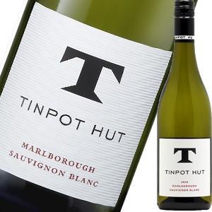 (白ワイン・ニュージーランド)ティンポット・ハット・マールボロ・ソーヴィニヨン・ブラン 2016 w...