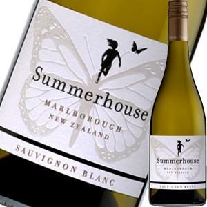 (白ワイン・ニュージーランド)サマーハウス・マールボロ・ソーヴィニヨン・ブラン 2017 wine