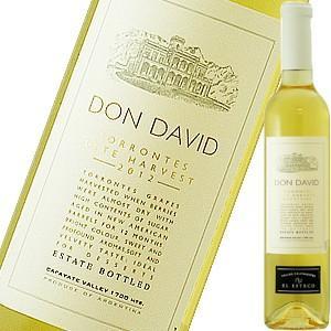 (白ワイン・アルゼンチン)ドン・ダビ・トロンテス・レイト・ハーヴェスト wine
