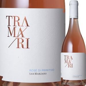 (ロゼワイン)サン・マルツァーノ・トラマーリ 2019 wine