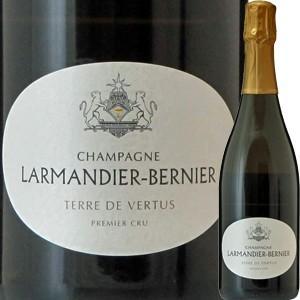 (シャンパン、スパークリング フランス シャンパーニュ) ラルマンディエ・ベルニエ・テール・ド・ヴェ...