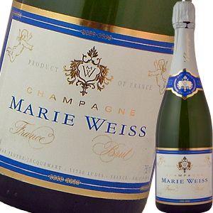 (シャンパン、スパークリング・フランス・シャンパーニュ) プロワイエ・ジャックマール・マリー・ワイス・ブリュット NV