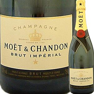 (シャンパン、スパークリング・フランス・シャンパーニュ) モエ・エ・シャンドン・ブリュット・アンペリアル NV