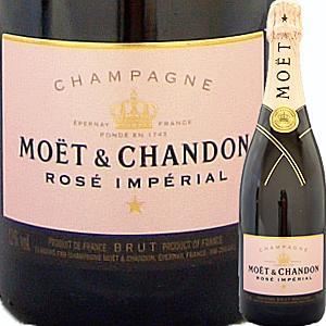 (ロゼワイン・フランス) モエ・エ・シャンドン・ブリュット・アンペリアル・ロゼ NVMOET & CHANDON ROSE IMPERIAL wine