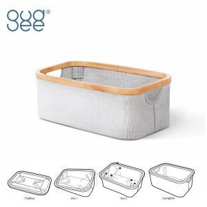 gudeelife FRASA 収納ボックス ストレージ バスケット 長方形 正方形