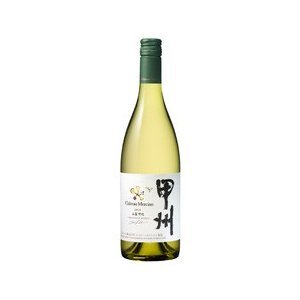 シャトー メルシャン 山梨甲州 750ml (日本/白ワイン) yo-sake