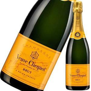 シャンパン ヴーヴクリコ イエローラベル ブリュット マグナム 1.5L 1500ml 正規品 champagne wine|yo-sake