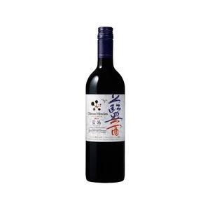 シャトー メルシャン アンサンブル 藍茜 750ml (日本/赤ワイン) yo-sake