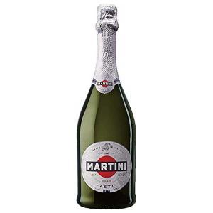 マルティーニ アスティ スプマンテ [瓶] 750ml x 12本 [ケース販売] [イタリア/白/泡/微かな甘口/サッポロ]|yo-sake