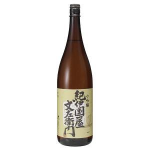 日本酒 紀伊国屋文左衛門 吟醸 1.8L 1800ml (中野BC/和歌山県) yo-sake