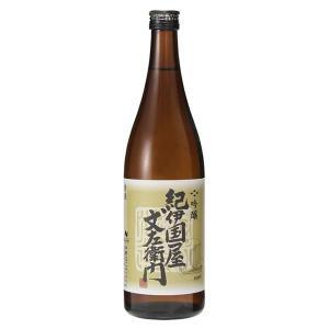 日本酒 紀伊国屋文左衛門 吟醸 720ml (中野BC/和歌山県) yo-sake