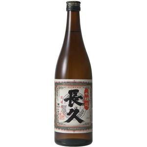 長久 本醸造 720ml (中野BC/和歌山県)|yo-sake