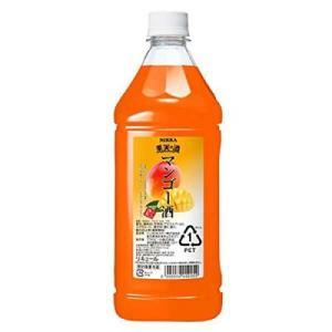 アサヒ 果実の酒 マンゴー酒 1.8L 1800ml [アサヒ/カクテルコンク]|yo-sake