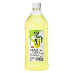 アサヒ 果実の酒 洋梨酒 1.8L 1800ml (アサヒ/カクテルコンク) yo-sake