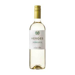 ヒーローズ ソーヴィニヨン ブラン 750ml (チリ/白ワイン) 送料無料※(本州のみ)