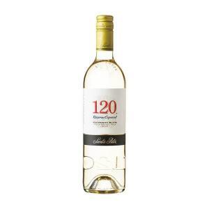 120(シェント ベインテ)ソーヴィニヨン ブラン 750ml (チリ/白ワイン) 送料無料※(本州...