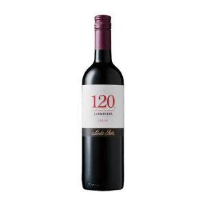 120(シェント ベインテ)カルメネール 750ml (チリ/赤ワイン) 送料無料※(本州のみ)