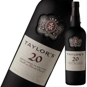 ワイン 酒精強化 ポート ワイン テイラー 20 イヤー オールド トーニィ 750ml fortified wine yo-sake