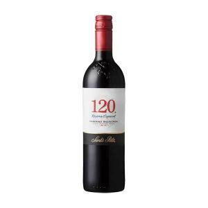 120(シェント ベインテ)カベルネ ソーヴィニヨン 750ml (チリ/赤ワイン) 送料無料※(本...