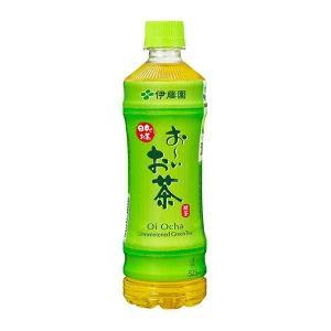 伊藤園 おーいお茶 500ml x 24本 (ケース販売)(同梱不可)|yo-sake