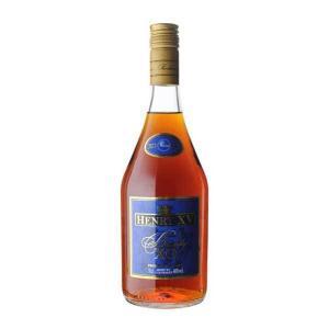 ヘンリー15世 ブランデーXO [瓶] 37度 700ml 送料無料※(本州のみ) [TK/アメリカ/ブランデー/520220]|yo-sake