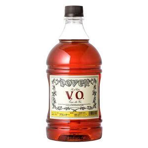 ドーバー ブランデー V.O. 37度 [PET] 1.8L 1800ml [ドーバー洋酒/ブランデー/日本/7840061]|yo-sake