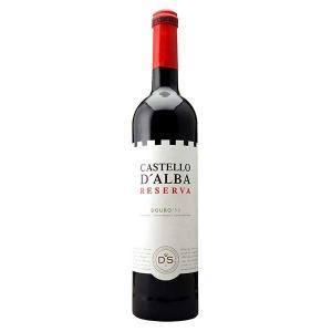 ヴィーニュス カステロ ダルバ レゼルヴァ ティント 750ml (ポルトガル/ドウロ/赤ワイン) 稲葉 yo-sake