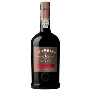 フェレイラ ルビー ポート 750ml ポートワイン D.O.P. ポート 赤ワイン PT002 UL yo-sake