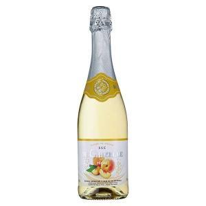 ド シャゼル ペシェ 750ml (三国/フランス/スパークリングワイン/やや甘口/07657)|yo-sake