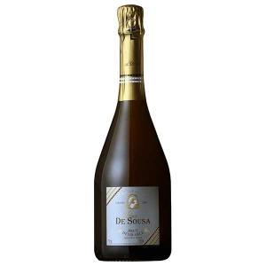 ゾエミ ド スーザ ブリュット デジラブル グラン クリュ ブラン ド ブラン 750ml (三国/フランス/スパークリングワイン/01773) 送料無料※(本州のみ)|yo-sake