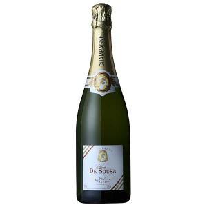 ゾエミ ド スーザ ブリュット メルヴェイユ 750ml (三国/フランス/スパークリングワイン/01770) 送料無料※(本州のみ)|yo-sake