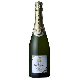 ゾエミ ド スーザ ブリュット メルヴェイユ 750ml (三国/フランス/シャンパーニュ/スパークリングワイン/辛口/01770)|yo-sake