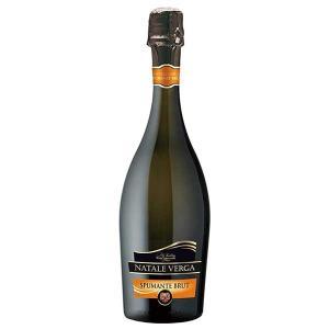 ナターレ ヴェルガ スプマンテ ブリュット 750ml (三国/イタリア/ヴェネト/スパークリングワイン/辛口/1253)|yo-sake